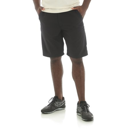 Big And Tall Short Sleeve Shorts - Wrangler Big Men's Outdoor Performance Side Elastic Utility Short
