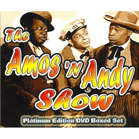 The Amos 'n Andy Show: Platinum Edition DVD Boxed Set - 44 Episodes (DVD) - Tv Shows Halloween Episodes