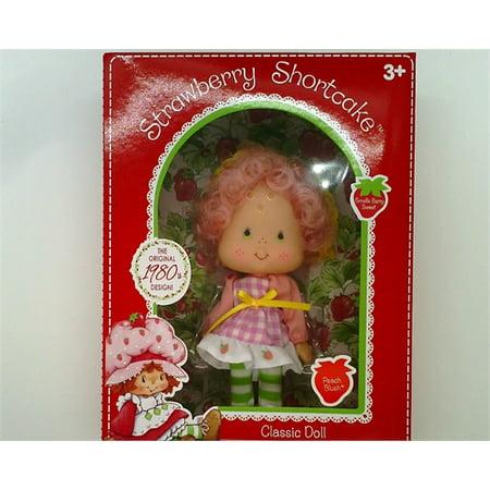 Strawberry Shortcake Peach Blush Classic Doll - Strawberry Shortcake Outfits