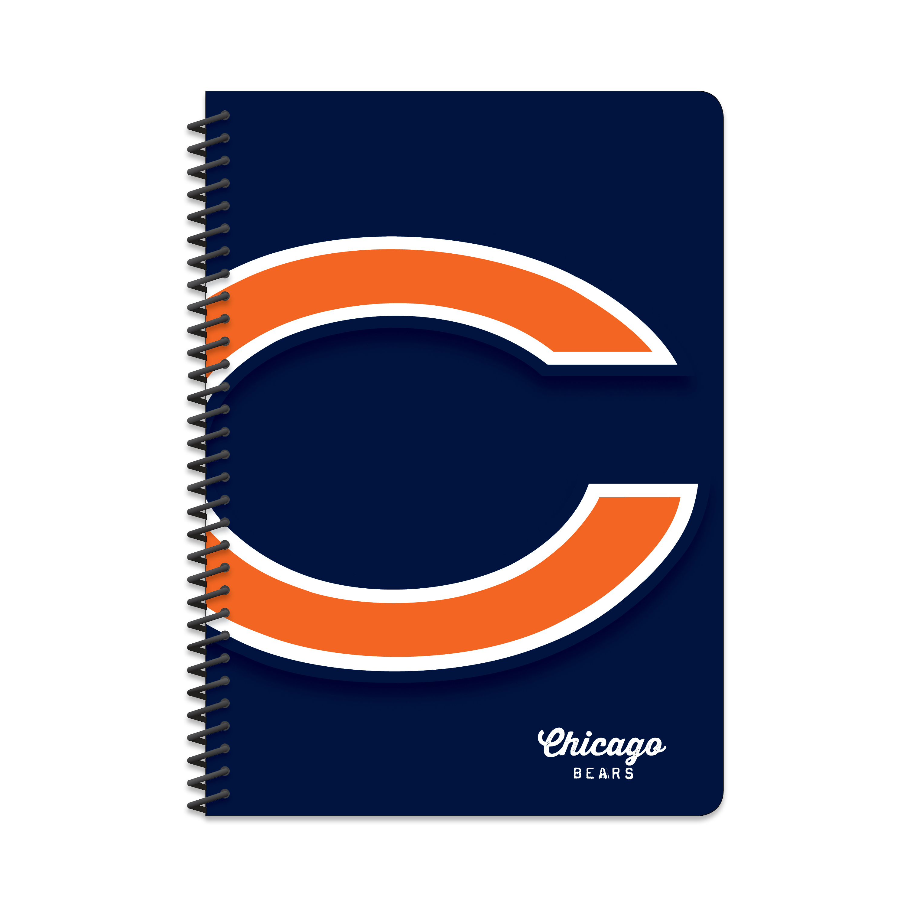 CHICAGO BEARS CLASSIC 5X7 NOTEBOOK