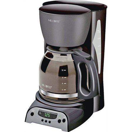 6 Cup Coffee Maker Programmable : 12CUP PROGRAMMABLE COFFEEMAKER - Walmart.com