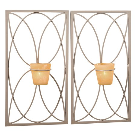 Pomeroy Capitol Wall Sconce Candle Holder - Set of 2