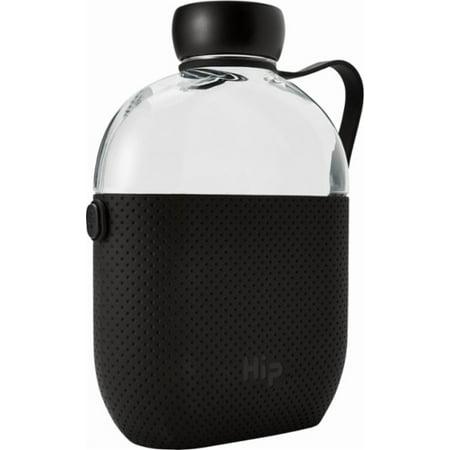 Hip 22oz Water Bottle Black