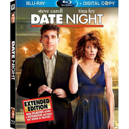 Date Night (Extended Edition) (Blu-ray) (Widescreen) ()