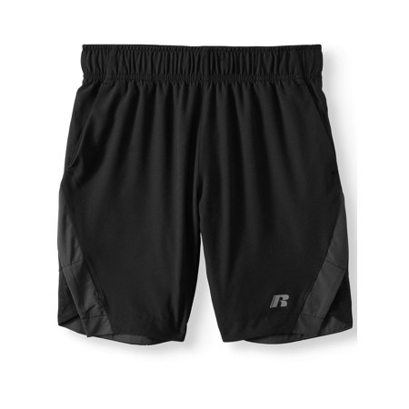 Russell Athletic Kids Shorts - Russell Woven Stretch Performance Shorts (Little Boys & Big Boys)