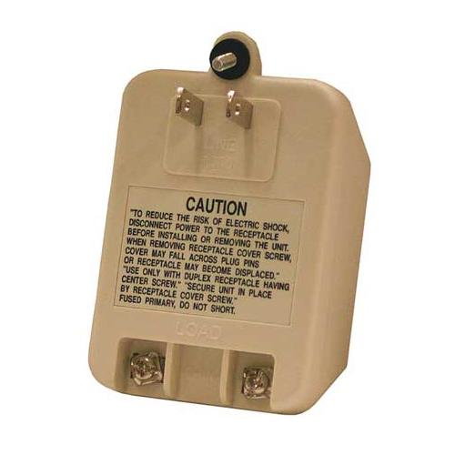 ALTRONIX TP2420 Plug-in Transformer, In 120, Out 24, 20VA