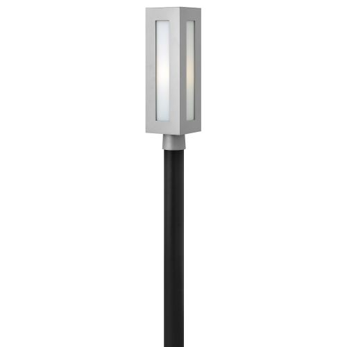 Hinkley Lighting 2191-GU24 1 Light Post Light from the Dorian Collection