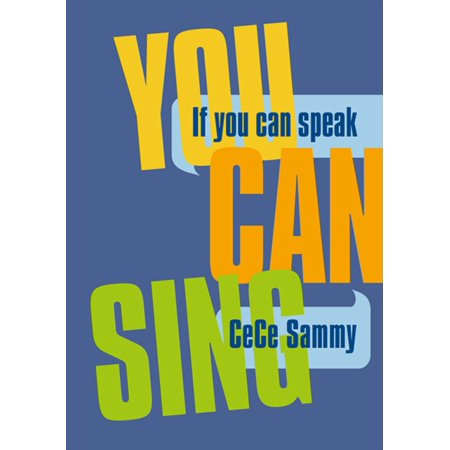 IF YOU CAN SPEAK YOU CAN SING (Eyewear For You)