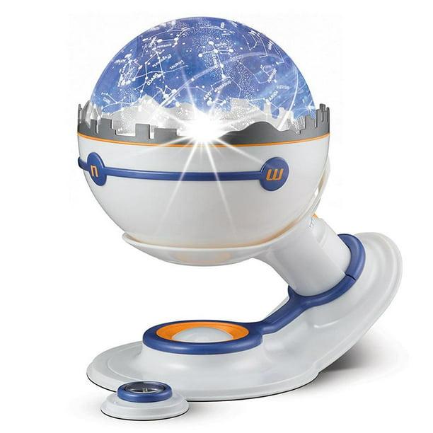 Uncle Milton Star Planetarium Room Tabletop Projector W Night Light Ever Wonder Um5107 7l Walmart Com Walmart Com