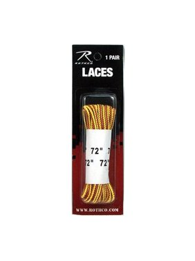 0d23a8f34b Product Image Rothco 6158 72'' Nylon Work Boot Laces For Military and  Tactical Boots, ...