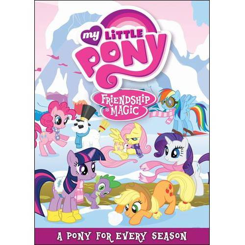 My Little Pony: Friendship Is Magic - A Pony For Every Season (Widescreen)