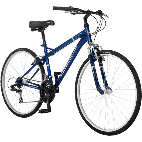 Click here to buy Third Avenue 700C Men's Bike, Blue by Pacific Cycle.