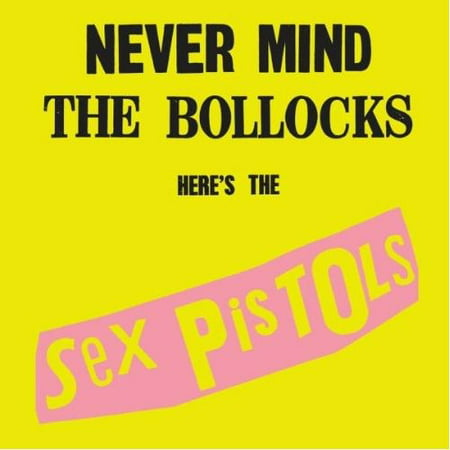 Never Mind the Bollocks: Here's the Sex Pistols (CD)