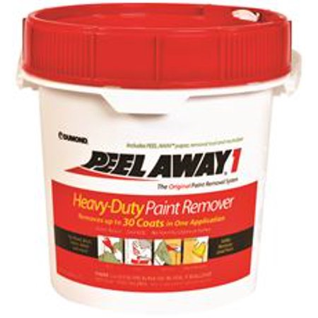 PEEL AWAY� 1 HEAVY DUTY PAINT REMOVER, WITH CITRI-LIZE NEUTRALIZER,  1.25 GALLON, 4 PER