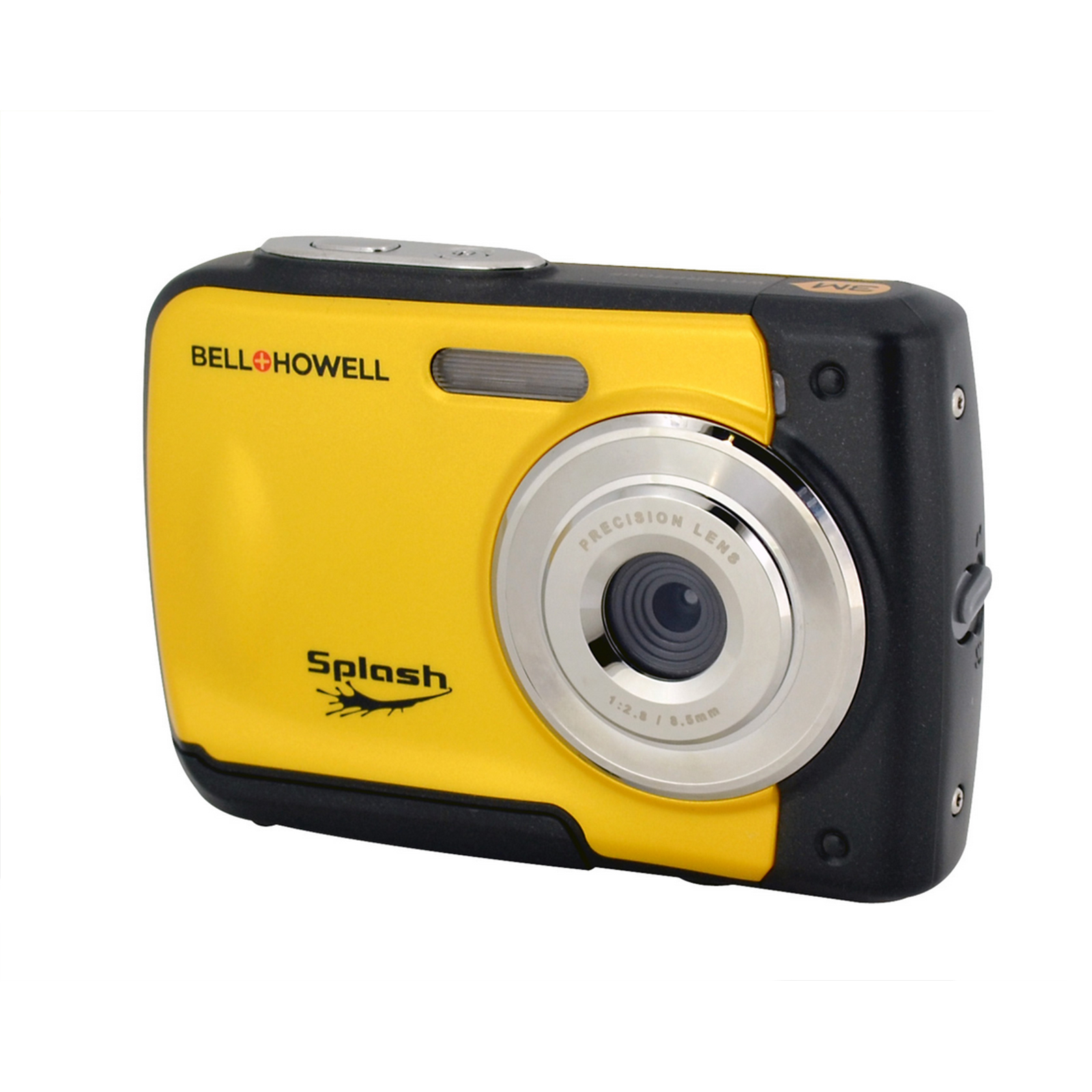 Bell+Howell Splash 2.4 Inch LCD 16GB 8X Camera - Yellow