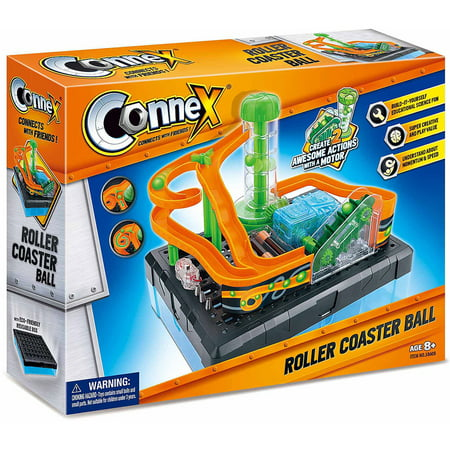 Amazing Toy Connex Roller Coaster Interactive Science Learning Kit