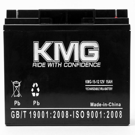 KMG 12V 15Ah Replacement Battery for Microups 50 - image 1 of 3