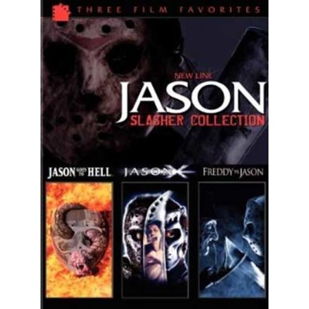 Non Slasher Halloween Movies (Jason Slasher Collection)