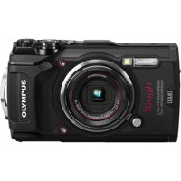 Olympus Tough TG-5 Compact Camera - Black