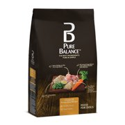 Pure Balance Chicken & Brown Rice Dry Dog Food, 30 Lb