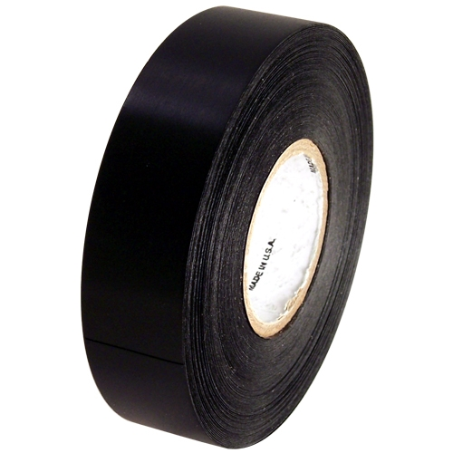 Black Polyethylene Shin Pad Tape 1 inch x 27 yards