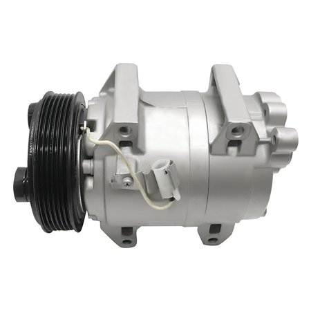 1968 Volvo 145 Engine - RYC Remanufactured AC Compressor and A/C Clutch EG544 Fits Volvo S60 S80 V70 XC70 XC90 (Please verify Year, Make, Model, and Engine Size by checking the Product Description)