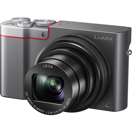 Panasonic Lumix DMC-ZS100 20.1MP Digital Camera (Silver)!! STARTER BUNDLE BRAND NEW!!