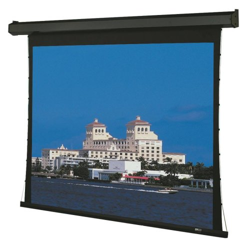 Draper HiDef Grey: Premier Electric Screen  - AV Format 60'' x 60''