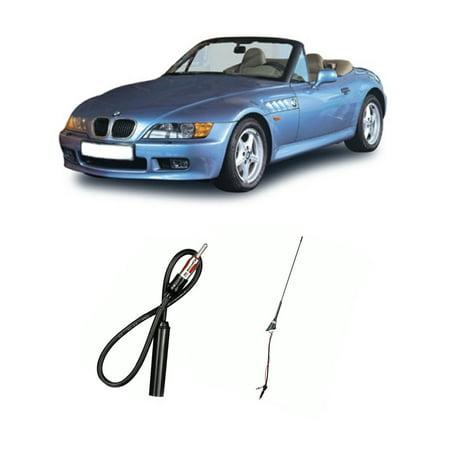 BMW Z3 1997-2002 Factory OEM Replacement Car Radio Stereo Custom Antenna Mast
