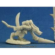Bones Wererat Stalker Miniature Reaper