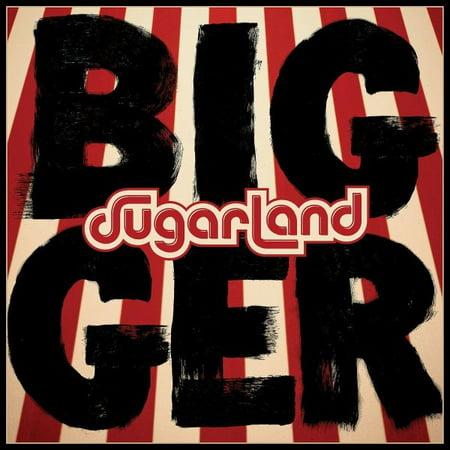 BIGGER (CD) (Bigger Disk)