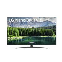 "LG 75"" Class 8 Series 4K (2160P) Ultra HD Smart LED HDR NanoCell TV 75SM8670PUA 2019 Model"