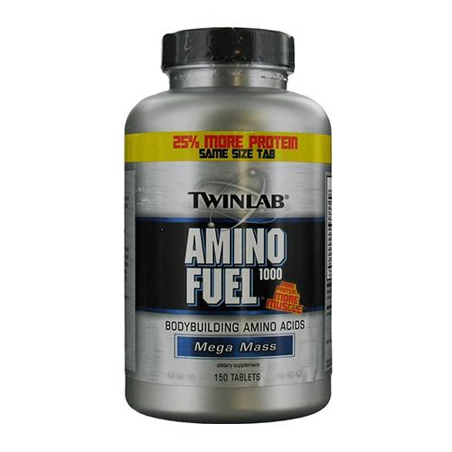 Twinlab Amino Fuel Tablets, 250ct