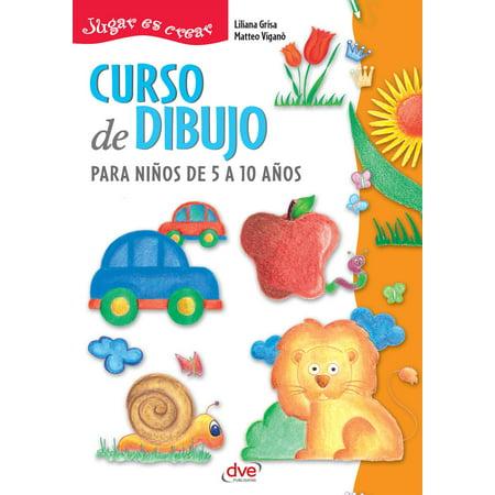 Curso de dibujo para niños de 5 a 10 años - eBook - Dibujo Calabaza Halloween Para Imprimir