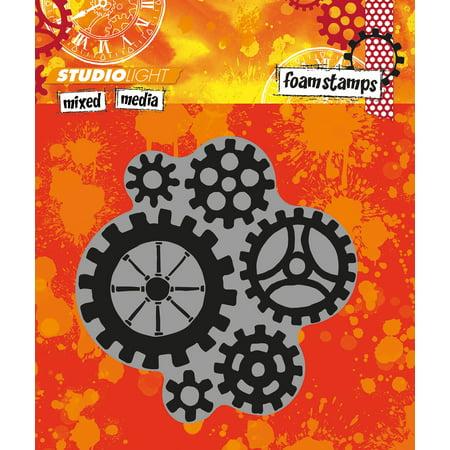 Studio Light Mixed Media Foam Stamps-