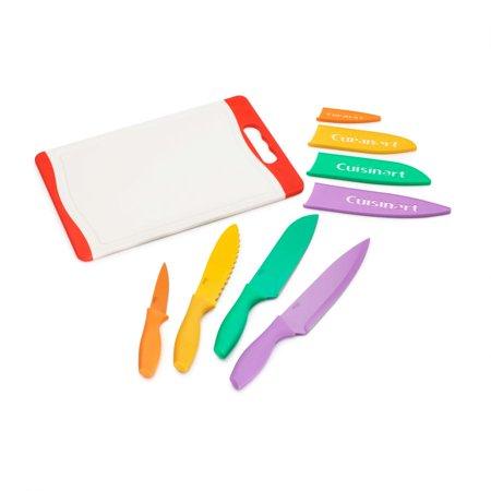 (Cuisinart 9 Piece Cutting Board Set, Multicolor)