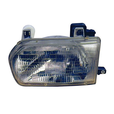 Replacement Driver Side Headlight For 96 98 Nissan Pathfinder 260600w025