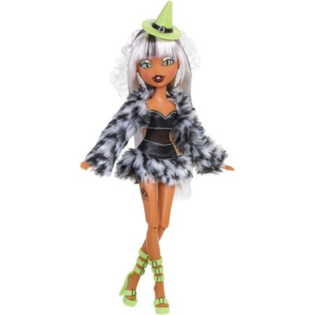 Bratzillaz Magic Night Out Sashabella Paws Doll Walmart Com