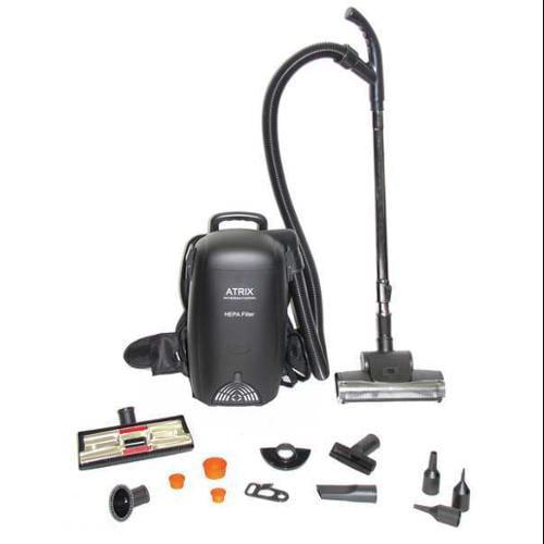 Backpack Vacuum Cleaner, Atrix International, BP50-G