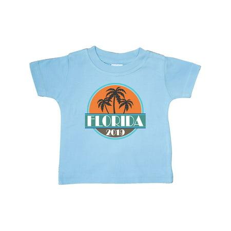 2019 Florida Vacation Trip Baby T-Shirt