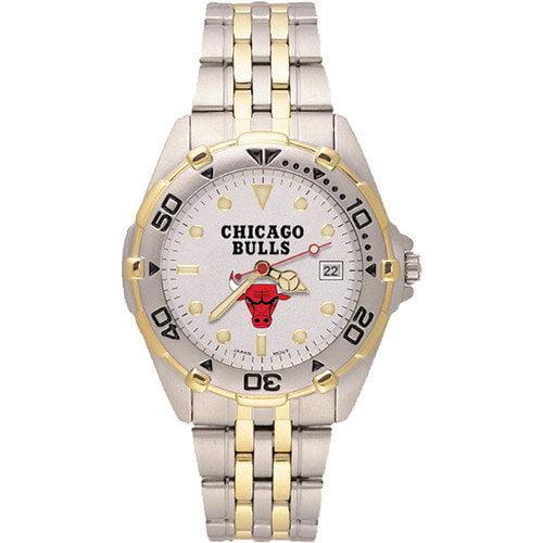 LogoArt NBA Men's All Star Bracelet Watch with Team Logo Dial