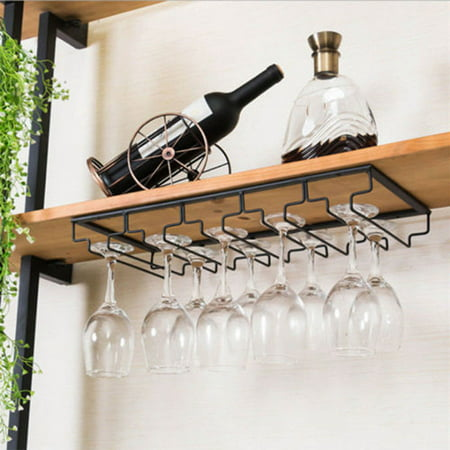 Wall Mounted Wine And Gl Rack