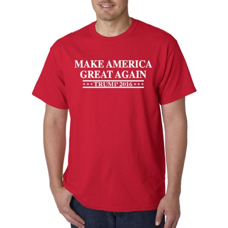 New Way 321   Unisex T Shirt Make America Great Again Trump President Election