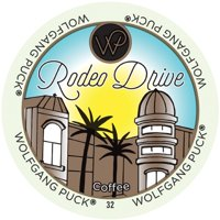 Wolfgang Puck Rodeo Drive, RealCup portion pack for Keurig K-Cup Brewers, 24 Count