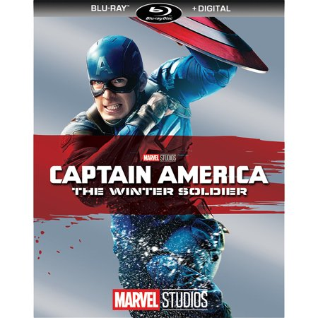 Captain America: The Winter Soldier (Blu-ray + (Captain America The Winter Soldier 2014 1080p)