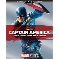 Captain America: The Winter Soldier (Blu-ray + Digital)