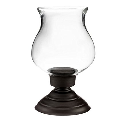 Amber Home Goods Traditions Collection Hurricane with Fat Chimney - ANC-815