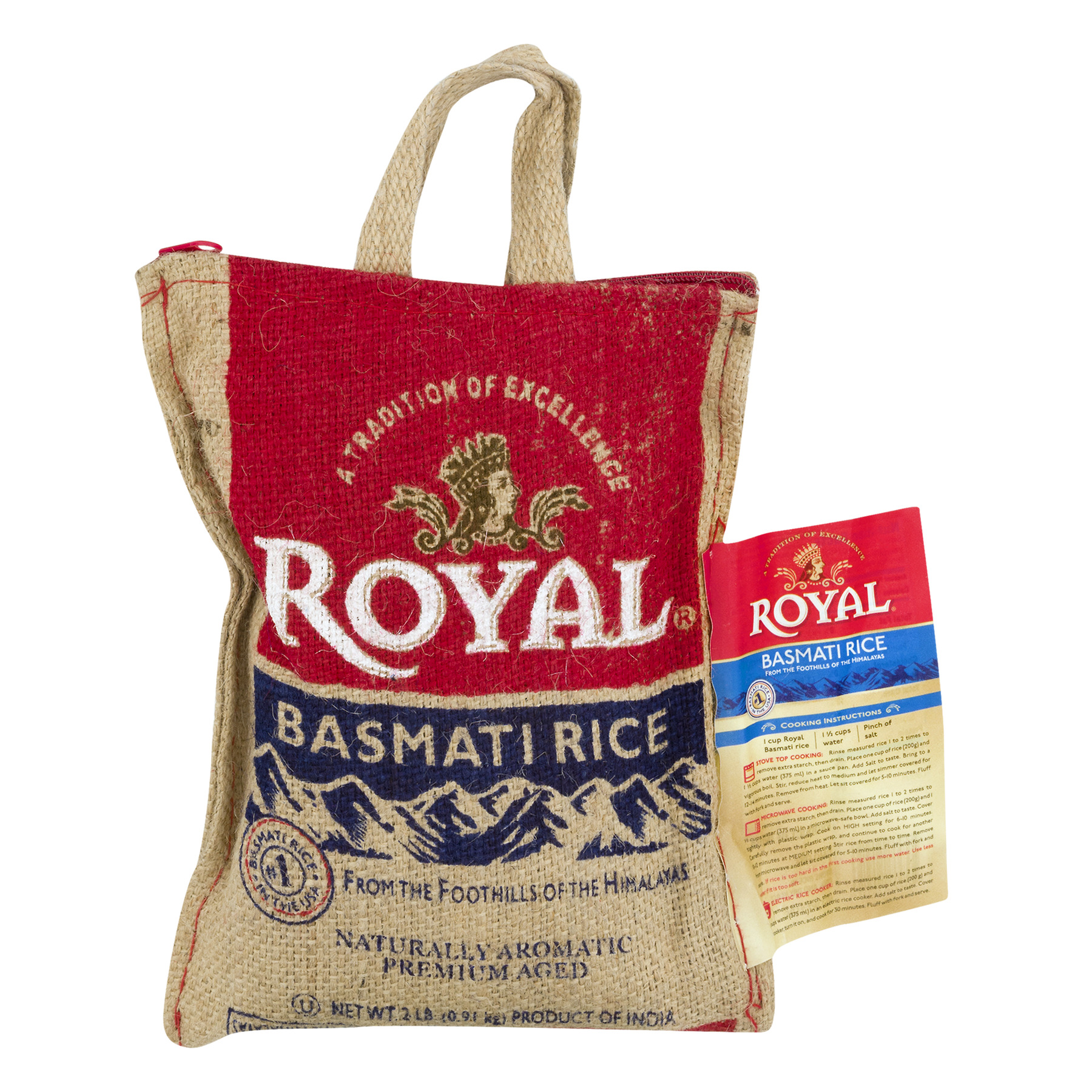 Royal Basmati Rice, 2 lbs
