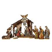 Avalon Gallery Christmas Nativity 12-Piece Scene Set