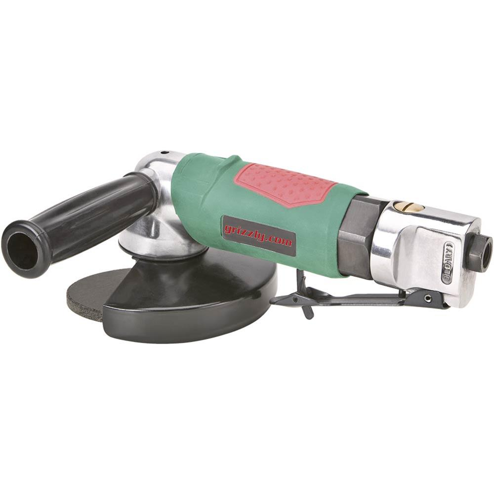 "Grizzly T23084 5"" Air Angle Grinder"